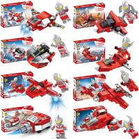 奥特曼卡片cp包 3D立体卡牌烫金卡满星SP闪卡全套hr一盒儿童玩具