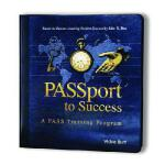 【预订】Passport to Success: A Pass Training Program [With CDRO