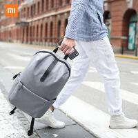 小米大容量多功能电脑包商务旅行背包学院休闲双肩包男女学生书包