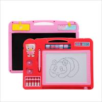 晶晶 TK3018黑板两用画写板磁性写字板手写板幼儿儿童学生宝宝早教涂鸦学习画板创意益智科教玩具教具文具彩色塑料板创意