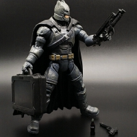 重甲蝙蝠侠大战超人superman阿甘骑士可动人偶玩具模型小丑手办DC