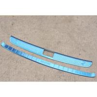 适用于荣威360/RX5后护板 荣威350/550/750W5不锈钢后备箱饰条