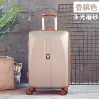 时尚硬箱拉杆箱万向轮小清新行李箱旅行箱男女登机