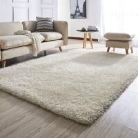 加厚家用长毛客厅地毯现代简约沙发茶几垫北欧卧室满铺榻榻米床边