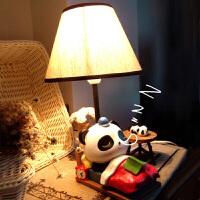 可爱卡通台灯护眼灯女生日礼物创意礼品床头学习灯卧室LED喂奶灯 睡梦中的*(预售)