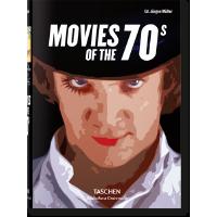 现货70年代电影英文原版 Taschen出版 Movies of the 70s 塔森世界图书馆系列 塔森 艺术进口书籍