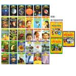 (300减100)Scholastic Science Vocabulary Readers L1 24册 英文原版绘