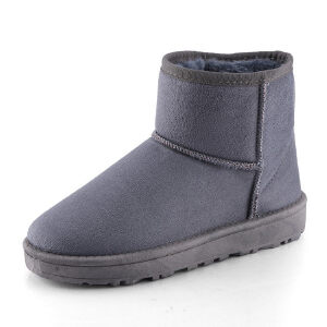 WARORWAR新品YM161-A05冬季韩版平底舒适女士雪地靴