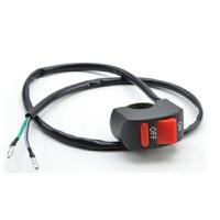 电动摩托车改装配件 鬼火熄火喇叭大灯彩灯控制按钮开关SN2603