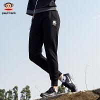 Paul Frank/大嘴猴紧身束脚瑜伽裤女速干健身长裤弹力跑步运动裤