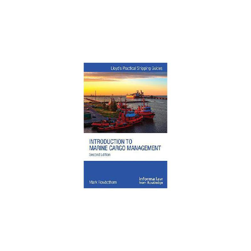 【预订】Introduction to Marine Cargo Management9780415732413 美国库房发货,通常付款后3-5周到货!