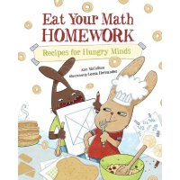 英文原版 Eat Your Math Homework