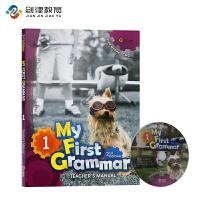原版进口 语法专项第二版My First Grammar 1级别教师用书 少儿英语 初级语法