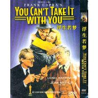 浮生若梦(简装DVD)获1939年奥斯卡最佳导演和最佳影片奖