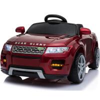 儿童电动车四轮汽车遥控玩具车可坐人男女小孩婴儿带摇摆宝宝童车