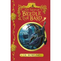 进口原版 The Tales of Beedle the Bard 诗翁彼豆故事集 英国新版 哈利波特系列 J.K.罗