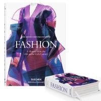 服装设计京都时尚学院 FASHION.A HISTORY FROM THE 18TH TO THE 20TH CENTURY 时尚服装18到20世纪时尚历史