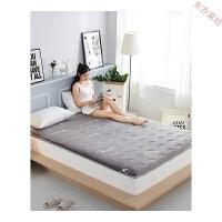 加厚榻榻米床垫床褥1.2米/1.5双人1.8m床地铺睡垫可折叠垫被褥子