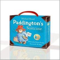 英文原版 帕丁顿熊的手提箱 8册套装 图画故事书 绘本 Paddington Suitcase (Eight book