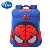 迪士尼儿童美国队长书包幼儿园男孩2-6岁宝宝双肩包蜘蛛侠背包