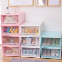 塑料抽屉式收纳柜整理柜储物柜内衣儿童宝宝衣柜衣物收纳箱盒