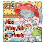 【预订】Miss Pitty Pat & Friends