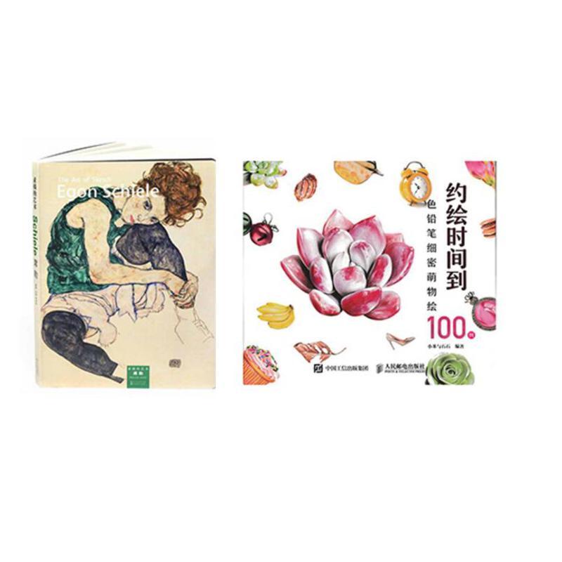 素描的艺术-席勒 大师素描 大师速写 风景速写 美术书籍+约绘时间到 色铅笔细密萌物绘100例 究素描的价值和重要性 视觉图像文本 文献意义 张健 黄海蓉 著