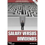 【预订】Salary Versus Dividends & Other Tax Efficient Profit Ex