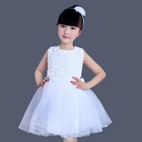 六一�和�演出服女公主蓬蓬�裙小�W生舞蹈朗�b表演幼�号�童合唱服