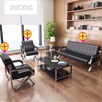 ZUCZUG机场椅 不锈钢诊所输液休息候诊椅休闲长条等候椅沙发三人位 排椅 不锈钢单人位+单人位+三人位 颜色请备注