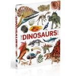 英文原版 DK科普百科书 恐龙 图解视觉指南 The Dinosaurs Book 精装