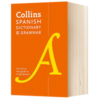 柯林斯西班牙语词典及语法 英文原版 Collins Spanish Dictionary and Grammar 英语