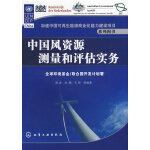 加速中国可再生能源商业化能力建设项目系列图书--中国风资源测量和评估实务