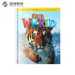 Our World level 3 Lesson Planner正版美国国家地理少儿英语教材教师用书