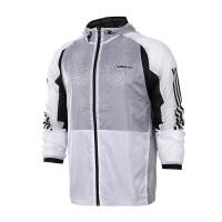 Adidas阿迪达斯 男装 2017新款NEO运动休闲防风夹克外套 CD3398 现