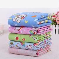 棉婴儿隔尿垫老人防漏小褥子月经垫生理期床护垫防水床褥垫