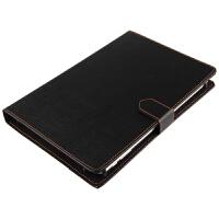 三星Galaxy Tab E 9.6寸键盘皮套SM-T560/T561平板电脑蓝牙键盘套 黑色【皮套+键盘】