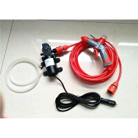 小型12V车载洗车器 便携高压电动汽车洗车机车用 自助家用洗车泵SN9050