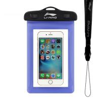触屏手机水袋潜水套游泳漂流包套iphone6三星小米华为