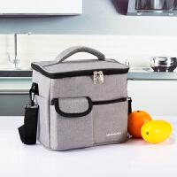 饭盒包手提便当包保温袋饭盒手提袋便当盒袋加厚带饭手提袋子