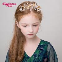 女童头箍发卡发夹花童配饰六一演出饰品儿童头饰女孩发饰发箍