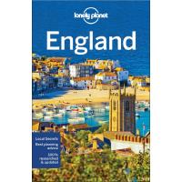 Lonely Planet England 英文原版 孤独星球地区旅行指南:英格兰