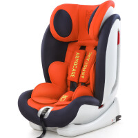 (Armocare)盾儿童安全座椅isofix硬接口9个月-12岁