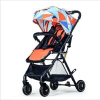 【支持礼品卡】婴儿推车可坐可躺轻便折叠超轻小避震宝宝好简易高景观夏季婴儿车 6ov