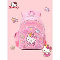 Hello Kitty凯蒂猫书包1-3-5年级儿童魔法童话女孩小学生双肩包