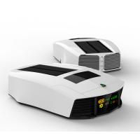 超净怡太阳能车载空气净化器车用氧吧负离子香薰除甲醛异味PM.2.5