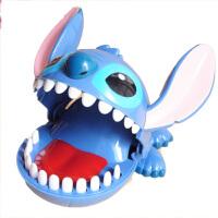 史迪仔史迪奇咬手指儿童玩具创意礼物按牙齿趣味整蛊搞笑好玩 均码