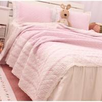 夏季床品蕾丝绗缝床盖三件套加厚床单春秋薄被空调被 其它