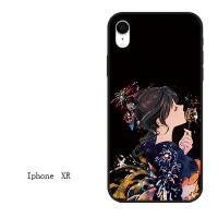iphone7苹果6s手机壳6plus硅胶全包软壳5s女款8X防摔xs max挂绳xr