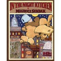 #进口原版 In the Night Kitchen 夜晚的厨房 凯迪克银奖 [4-8岁]